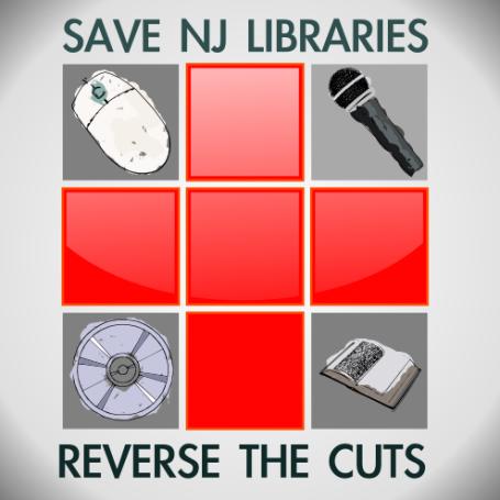 Save NJ Libraries