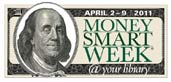 Money Smart Week @ Your Library small icon/logo
