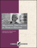Milestone Documents in World History